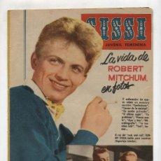 Tebeos: SISSI Nº 205. BRUGUERA 1958.. Lote 14562700