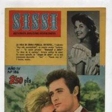 Tebeos: SISSI Nº 186. BRUGUERA 1958. ¡IMPECABLE!. Lote 14563053