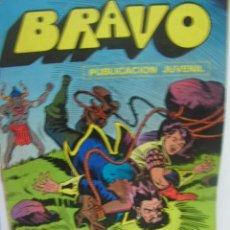Tebeos: + BRAVO, EL CACHORRO. NUMERO 39, BRUGUERA 1976. Lote 14572972