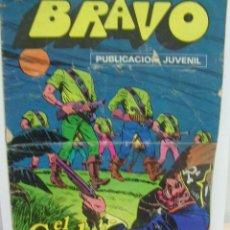 Tebeos: + BRAVO, EL CACHORRO. NUMERO 37. BRUGUERA 1976. Lote 14572996