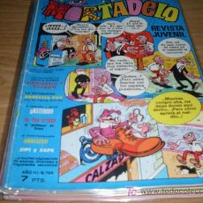 Tebeos: MORTADELO NUMERO 105 NORMAL ESTADO. Lote 14586007