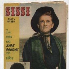 Tebeos: SISSI Nº 238. BRUGUERA 1958.. Lote 14606022