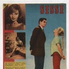 Tebeos: SISSI Nº 252. BRUGUERA 1958.. Lote 14617143