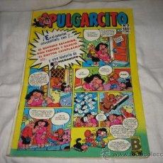 Tebeos: PULGARCITO Nº 3 EDICIONES B 1987. Lote 14640896