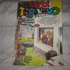 Tebeos: SUPER TIO VIVO Nº 116 EDITORIAL BRUGUERA 1981 POSTER EN INTERIOR SELECCION DISNEY EN LOS MUNDI. Lote 14641357