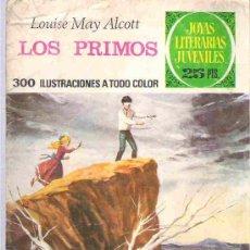 Tebeos: JOYAS LITERARIAS JUVENILES - LOS PRIMOS Nº168 BRUGUERA 1EDIC 1976. Lote 14698386