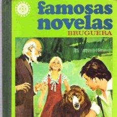 Tebeos: FAMOSAS NOVELAS BRUGUERA - 1 EDIC 1978. Lote 17796926