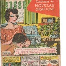 Tebeos: SISSI NOVELAS GRAFICAS Nº 29. Lote 14708766