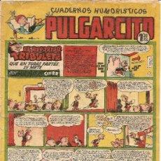 Tebeos: PULGARCITO Nº 204 CON EL INSPECTOR DAN. Lote 20907774