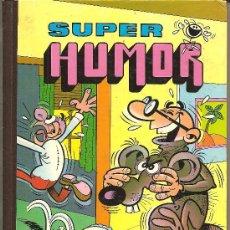 Tebeos: SUPER HUMOR TOMO XII MORTADELO Y FILEMON BRUGUERA. Lote 20810171