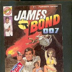 Tebeos: JAMES BOND 007 Nº1,ED.BRUGUERA. Lote 26454108