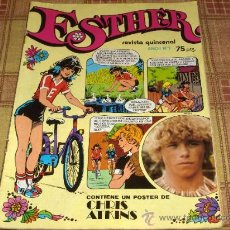 Tebeos: ESTHER Nº 1. BRUGUERA 1981. 75 PTS.. Lote 20485371