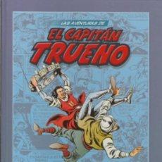 Tebeos: CAPITAN TRUENO Nº 1 CON 10 AVENTURAS COMPLETAS NUEVO . Lote 19433857