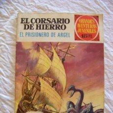 Tebeos: EL CORSARIO DE HIERRO . BRUGUERA. Lote 14844885