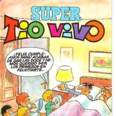 Tebeos: SUPER TIO VIVO. NÚMERO EXTRA. 2ª ÉPOCA. EDITORIAL BRUGUERA.. Lote 26760535