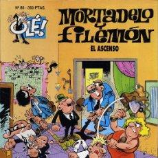 Tebeos: MORTADELO Y FILEMON. EL ASCENSO. 1994. Nº 88. PRIMERA EDICION. Lote 27279766