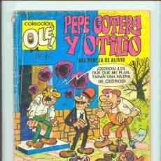 Tebeos: PEPE GOTERA Y OTILIO CHAPUZAS A DOMICILIO Nº82 BRUGUERA 1975. Lote 24207239