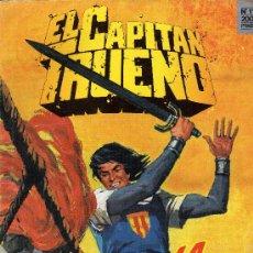 Tebeos: EL CAPITAN TRUENO EDICIÓN HISTÓRICA Nº11(EDICIONES B, 1987).. Lote 15014469