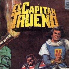 Tebeos: EL CAPITAN TRUENO EDICIÓN HISTÓRICA Nº10 (EDICIONES B, 1987). . Lote 15014500