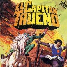 Tebeos: EL CAPITAN TRUENO EDICIÓN HISTÓRICA Nº12(EDICIONES B, 1987). . Lote 15014564