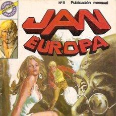 Tebeos: JAN EUROPA Nº 8 EDITORIAL BRUGUERA. Lote 15021417
