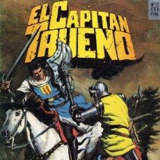 Tebeos: EL CAPITAN TRUENO EDICIÓN HISTÓRICA Nº17(EDICIONES B, 1987). . Lote 15026221