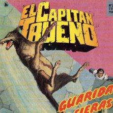 Tebeos: EL CAPITAN TRUENO EDICIÓN HISTÓRICA Nº21 (EDICIONES B, 1987). . Lote 15039978