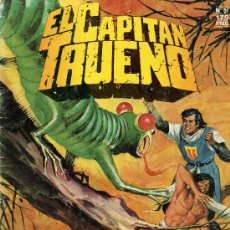 Tebeos: EL CAPITAN TRUENO EDICIÓN HISTÓRICA Nº51 (EDICIONES B, 1987). . Lote 15040171