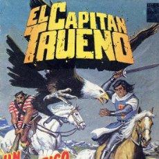 Tebeos: EL CAPITAN TRUENO EDICIÓN HISTÓRICA Nº66 (EDICIONES B, 1987). . Lote 15040369