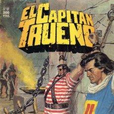 Tebeos: EL CAPITAN TRUENO EDICIÓN HISTÓRICA Nº107 (EDICIONES B, 1987). . Lote 15040506