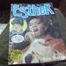Tebeos: ESTHER Y SU MUNDO .-PUBLICACION JUVENIL FEMENINA .-MAYO 1985.-. Lote 26009040