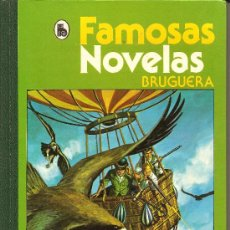 Tebeos: FAMOSAS NOVELAS BRUGUERA Nº 5. Lote 21057587