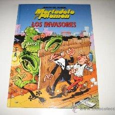 Tebeos: MAGOS DEL HUMOR - CIRCULO - MORTADELO Y FILEMON - LOS INVASORES. Lote 26572829