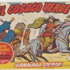 Tebeos: EL COSACO VERDE Nº 18.. Lote 15313542