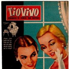 Tebeos: TIO VIVO Nº 71 , D.E.R. CRISOL. Lote 15349165