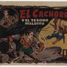 Tebeos: EL CACHORRO Nº 40. BRUGUERA 1951.. Lote 25919338