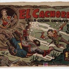 Tebeos: EL CACHORRO Nº 32. BRUGUERA 1951.. Lote 25940626