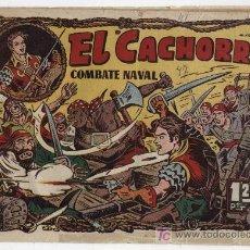 Tebeos: EL CACHORRO Nº 47. BRUGUERA 1951.. Lote 25961030