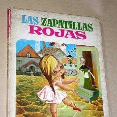 Tebeos: LAS ZAPATILLAS ROJAS, COLECCIÓN PARA LA INFANCIA Nº 22. BRUGUERA 1969. GALLARDA, NIEVES FRANCESCH. +. Lote 25616591