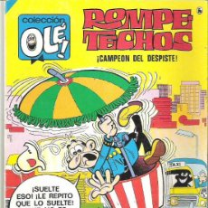 Tebeos: ROMPETECHOS - COLECCION OLE ** NUM 36 7A 1986. Lote 15542122