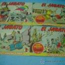 Tebeos: LOTE EL JABATO. Lote 26572631