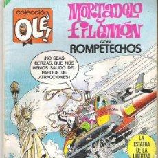 Tebeos: MORTADELO Y FILEMON - COLECCION OLE ** 1 ER EDICION 1984 *** NUM 290. Lote 16617336