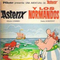 Tebeos: ASTERIX Y LOS NORMANDOS - EDITORIAL BRUGUERA 1969 1 ERA EDICION. Lote 15570113