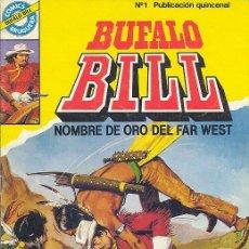 Tebeos: BUFALO BILL Nº 1 BRUGUERA. Lote 26671994