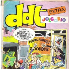 Tebeos: DDT EXTA - NUM 55 ** 1984. Lote 15587662