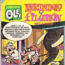Tebeos: MORTADELO Y FILEMON - COLECCION OLE ** 5ª EDICION 1984 *** NUM 108. Lote 15587715