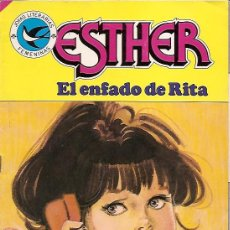 Tebeos: ESTHER Nº 106 JOYAS LITERARIAS JUVENILES SERIE AZUL 1978. Lote 114786775