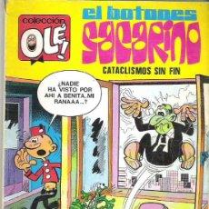 Tebeos: EL BOTONES SACARINO - COLECCION OLE NUM 84 1ERA EDICION 1982. Lote 15642120