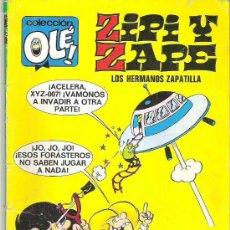 Tebeos: ZIPI Y ZAPE - COLECCION OLE *** NUM 60 ** 1ª EDICION 1989. Lote 16715264