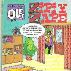 Tebeos: ZIPI Y ZAPE - COLECCION OLE *** NUM 58 ** 1ª EDICION 1989. Lote 18463352
